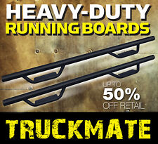 Foot Rail fit 15-21 Chevy Colorado Crew Cab Running Boards Nerf Bars Side Steps