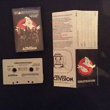 ZX Spectrum - Ghostbusters by Activision