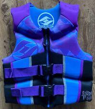 New listing Hyperlite Youth Life Vest 50-90 Lbs Child Type Iii Pfd Jacket Preserver
