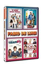 Dvd 10 Giorni Senza Mamma /Ti Presento Sofia /Tiramisu / Soap Opera (4 Film Dvd)