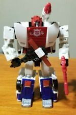 Transformers War for Cybertron Deluxe Class Siege Red Alert with Nonnef upgrade