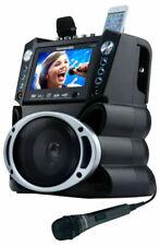Karaoke Usa Gf842 Bluetooth Karaoke System