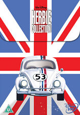 THE HERBIE COLLECTION - DVD - REGION 2 UK
