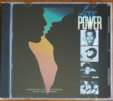 Love Power - CD - Expose - Joyce Sims - Kenny G. - Regina Belle - The Manhattans