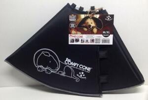 """The Original Comfy Cone, Pet Recovery Collar Medium-Extra Long 12"""" (30cm)"""