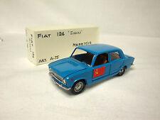 1/43 MEBETOYS MATTEL A75 FIAT - 124 SPECIAL BERLINE ZIGULI URSS