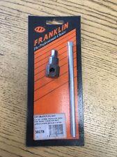 "Franklin Tools 3/8"" Inch HEXAGON Male Drain Plug Key (301TB)"