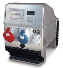 Alternatore Trifase Sincrono AC 13 kVA Compound SINCRO FT4 MDS