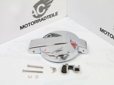 HONDA CB 750 Four k0 k1 k2 Chrome CAP FUEL GAS TANK with pins, sping and latch R