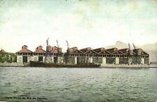 brazil, RIO DE JANEIRO, Novo Porto (1910s)