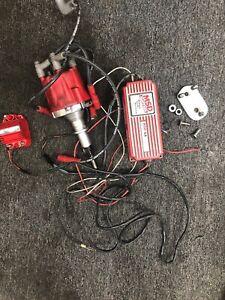 4 cylinder GM MSD ignition multiple spark discharge kit