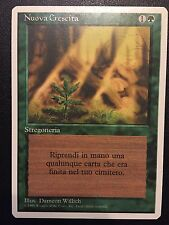Revised Regrowth ITALIAN FOREIGN FWB NM- MTG Magic The Gathering
