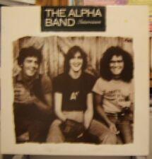 Alpha Band  Interviews Lp