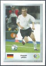 PANINI FIFA WORLD CUP-GERMANY 2006- MINI SERIES- #006-GERMANY-PHILIPP LAHM