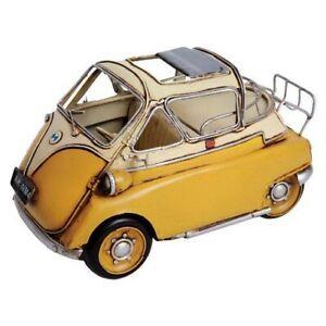 Premium ClassiXXs Yellow BMW Isetta 1:12 Deutschland Bundespost Figurine Deal