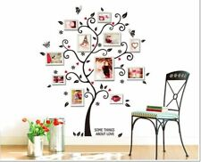 Wall Decals Tree Diy Photo Stickers Mural Home Decor Removable 100*120Cm/40*48in