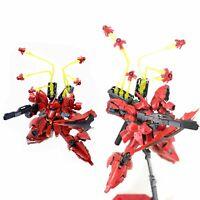 For RG HG UC 1/144 Sazabi Gundam Model Effectswings EW Clear Funnel Effect Parts