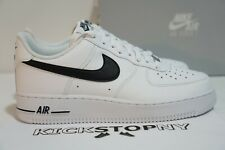 Men's Air Force 1 Low '07 AN20 White and Black Nike Size 6 - 13 Authentic