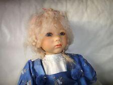 neuwertige Puppe BECKI Annette Himstedt 2003 Komplett