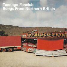 Teenage Fanclub Songs From Northern Britain Promo CD Album