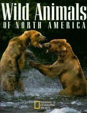 Wild Animals of North America-ExLibrary