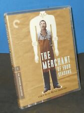 The Merchant of Four Seasons (Blu-ray Disc, 2015, Criterion Collection)