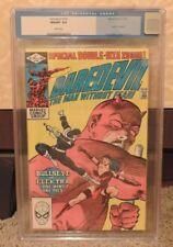 Marvel Comics Daredevil #181 Cgc Graded 9.8 Death Of Elektra