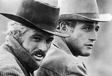 BUTCH CASSIDY AND THE SUNDANCE KID PAUL NEWMAN 1969 MOVIE 8X10 GLOSSY PHOTO