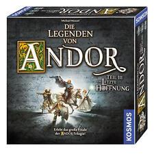 KOSMOS Die Legenden von Andor Teil III Die letzte Hoffnung Spiel ab 10 J. 692803
