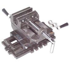 2 Achsen Maschinenschraubstock Schraubstock Kreuztisch Fräs Koordinaten Tisch