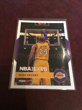 2016-17 Panini NBA Hoops 2K Kobe Bryant #17