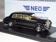 (KI-10-20) Neo Scale Models Rolls Royce Phantom VI schwarz in 1:43 in OVP
