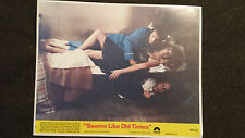 Seems Like Old Times - 1980 - Movie Theater Lobby Card Stills - Chevy Chase