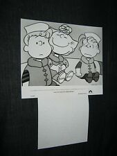 Original RACE FOR YOUR LIFE CHARLIE BROWN Periodical Press Kit Photo 8x10 #6