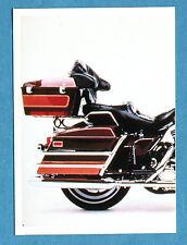 MOTO - Stickline - Figurina-Sticker n. 68 - HARLEY DAVIDSON ELECTRA CLA 1/2 -New