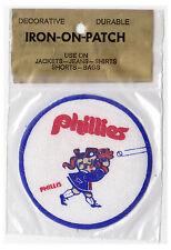 "1970'S Philadelphia Phillies Mascot Phillis 3"" Mlb Baseball Patch In Package"