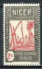 STAMP / TIMBRE COLONIES FRANCAISES / NIGER N° 30 **