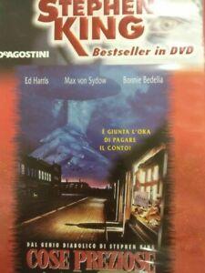 COSE PREZIOSE DVD+LIBRETTO STEPHEN KING BESTSELLER DEAGOSTINI
