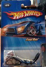 Hot Wheels 2005 075 Final Run 5/5 Big Chill Pearl White Thailand