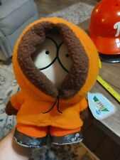 1990s Kenny from South Park plush doll
