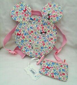 Cath Kidston Disney Mickey Mouse Rucksack & Purse set Cath Kids - NEW