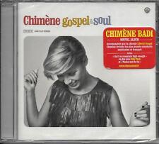 CD 14T CHIMÈNE BADI GOSPEL & SOUL feat RHODA SCOTT 2011 NEUF SCELLE AZ 278 620 6