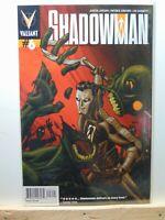 Shadowman #6 Variant Edition Valiant Comics CB8600