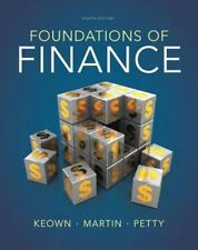 Foundations of Finance [8th Edition] [Pearson Series in Finance]