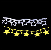 Stanzschablone Sterne Banner Zu Weihnachten Hochzeit Geburtstag Karte Album DIY