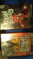 Guitar Hero 1 & 3: Legends of Rock  (Playstation 2 PS2)Complete
