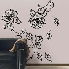 Contemporary Roses Mural Appliques Snap1000 / BC1585080