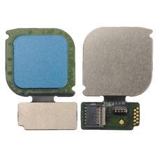 Para Huawei P10 Lite Home Botón Flex Cable ID Fingerprint Sensor Azul WAS-LX1