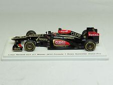 Spark S3053 1/43 Lotus Renault E21 Nº7 Winner 2013 Rolex Australian GP