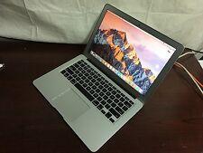 """Apple MacBook Air 13"""" (2015) 1.6GHz i5 8gb 256GB PCIe MacOS Sierra"""